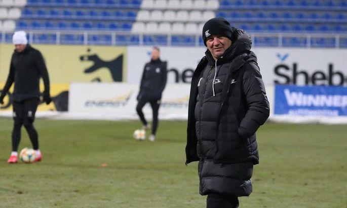 Костышин: Возможно то, что Луческу вышел на поле, завело Динамо. Для победы все методы хороши