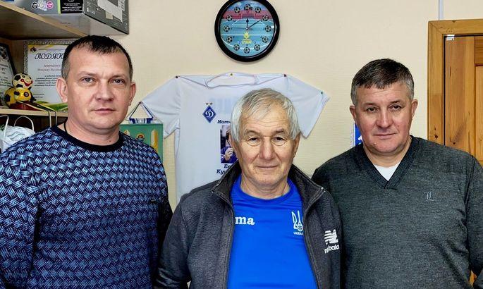 Второлиговский Никополь сменил главного тренера