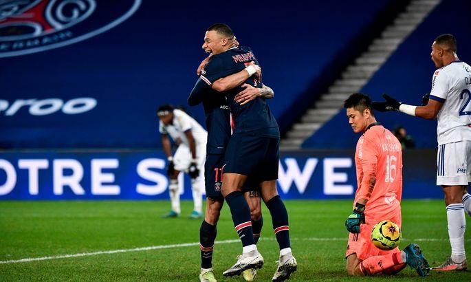 Лига 1. Лилль проявил характер, а ПСЖ победил измором