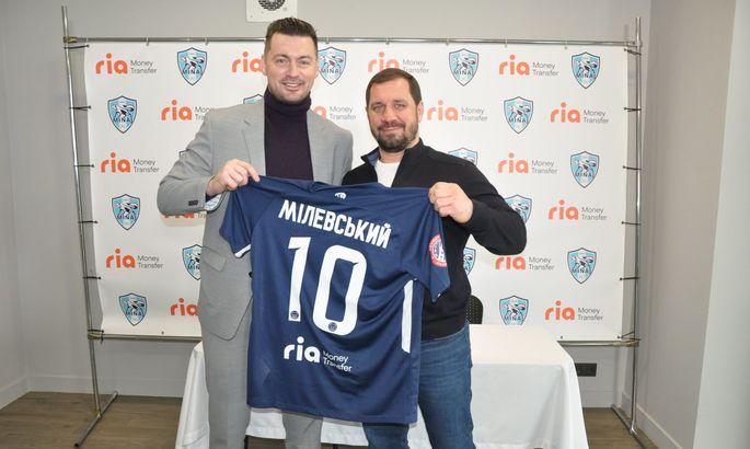 Милевский: Селезнев вернулся забивать с пенальти и обновить рекорд, а я – найти мотивацию и помочь Минаю