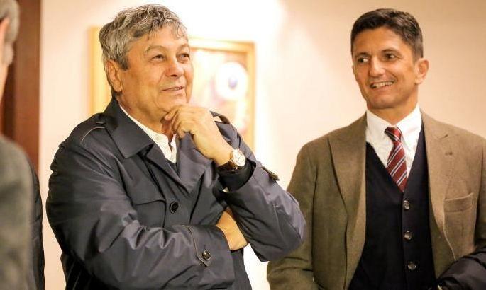 Сын Луческу может возглавить клуб, за который выступают три украинца