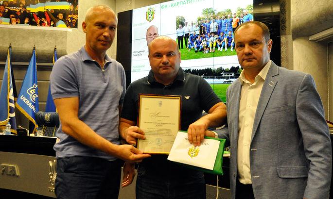 """Тренування, спонсор. Президент галицьких Карпати визнав, що його клуб """"тісно пов'язаний зі Львовом"""""""