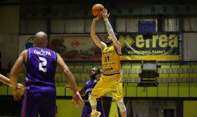 Мишула из Киев-Баскета – лидер сезона в Суперлиге по реализованным трехочковым