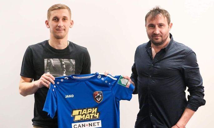 Украинский футболист судится с клубом из России из-за 40 000 долларов
