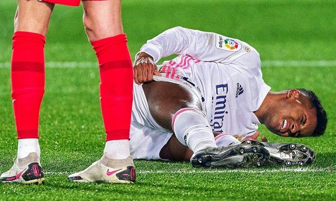19-річний вінгер Реала вибув з ладу на три місяці