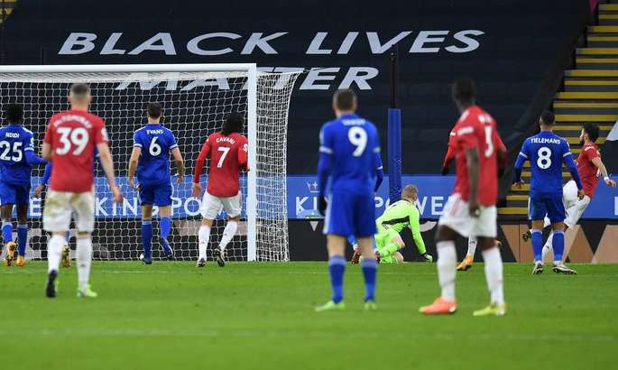 Лестер - Манчестер Юнайтед 2:2. Погоня по кругу - изображение 1