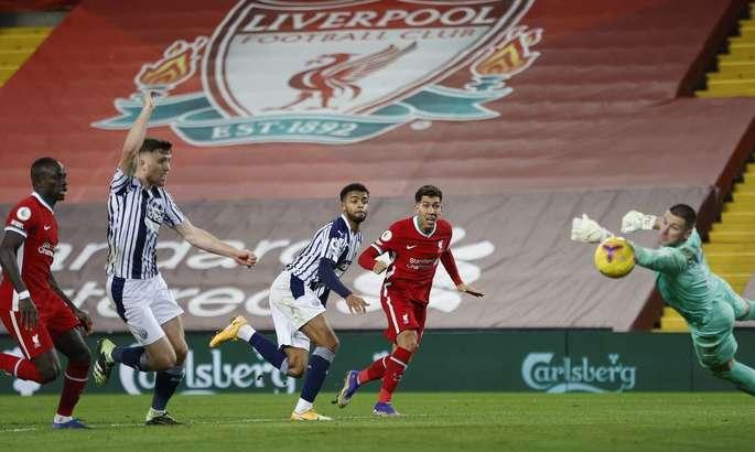 Ливерпуль - Вест Бромвич 1:1. Доигрались...
