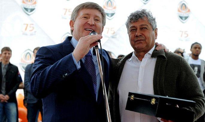 Луческу: Ахметов отказался платить за  Неймара 15 млн евро
