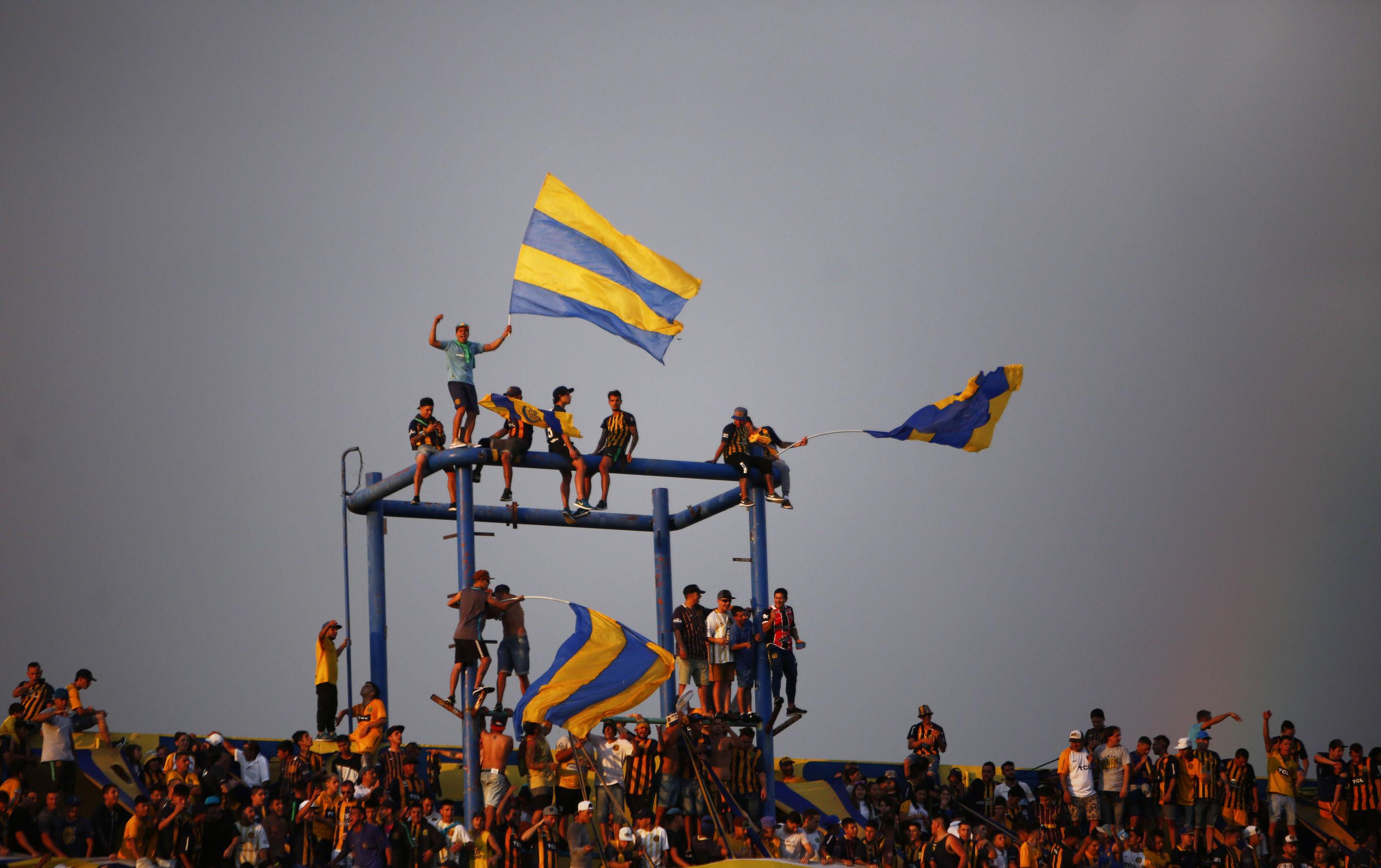 Страх и ненависть. ТОП-5 лучших противостояний Аргентины - изображение 4