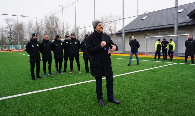 Президент ФК Левый берег: В 2021 году команда стартует во Второй лиге