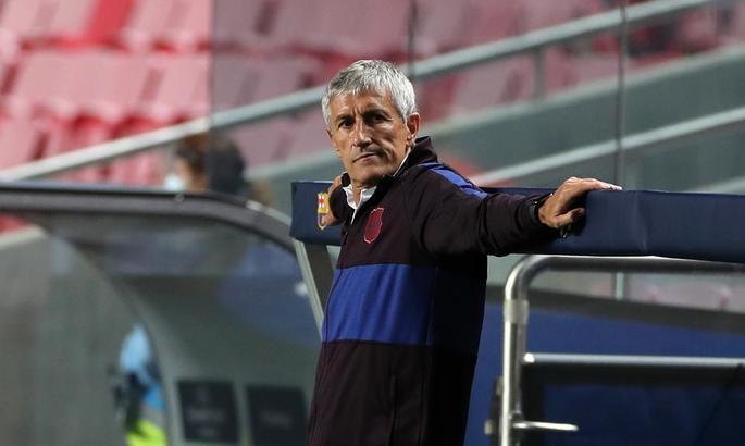 Кике Сетьен не жалеет, что стал тренером Барселоны