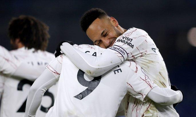 Брайтон – Арсенал 0:1. Канонирывыиграли второй матч кряду впервые с сентября