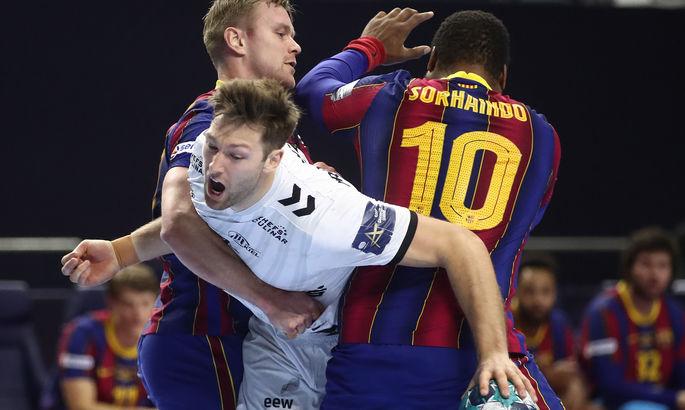 Зебры завоевывают Европу. Барселона проиграла финал гандбольной Лиги Чемпионов