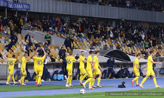 Футболісти збірної України записали новорічне привітання