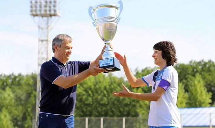 """""""Это будет революция"""" -  УАФ продолжает держать курс на создание женских команд во всех клубах УПЛ"""