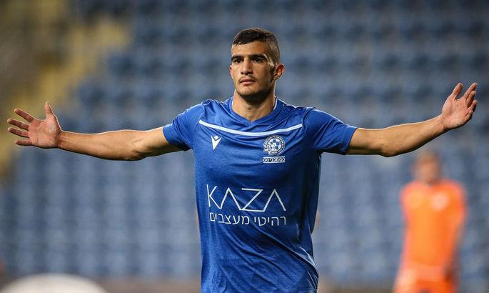 Скаут Динамо еще раз просмотрит Абаду в сегодняшнем матче чемпионата Израиля