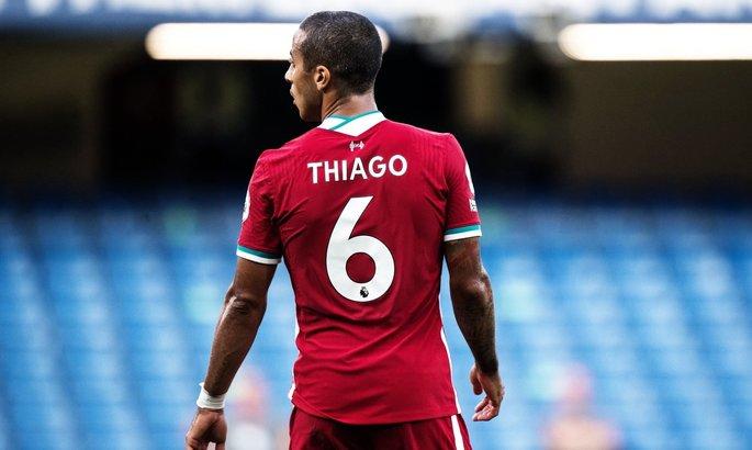 Заждались. Тьяго попал в заявку Ливерпуля впервые с октября