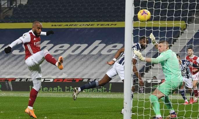 Вест Бромвич - Арсенал 0:4. Канониры разбушевались - изображение 1