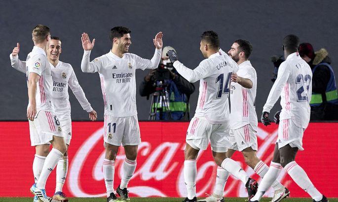 Когда владение ни к чему. Реал – Сельта 2:0. Обзор матча