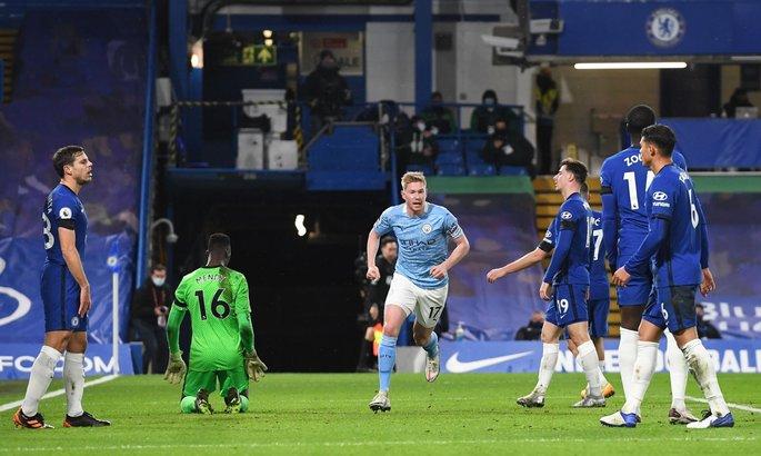 Челси во второй раз в истории пропустил три мяча за первый тайм в рамках АПЛ