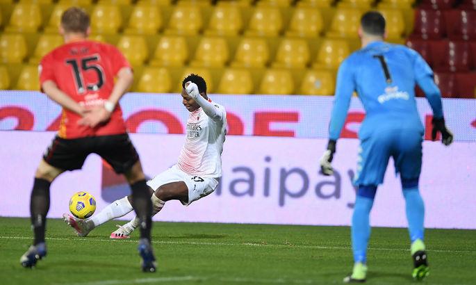 Беневенто - Милан 0:2. Видео голов и обзор матча