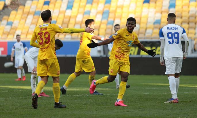 Форвард Ингульца получил вызов в сборную Танзании