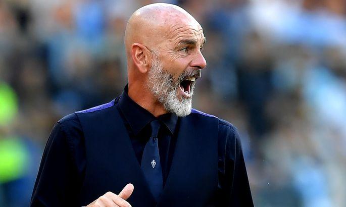 Пиоли – о том, будет ли матч между Миланом и Ювентусом решающим в борьбе за Скудетто