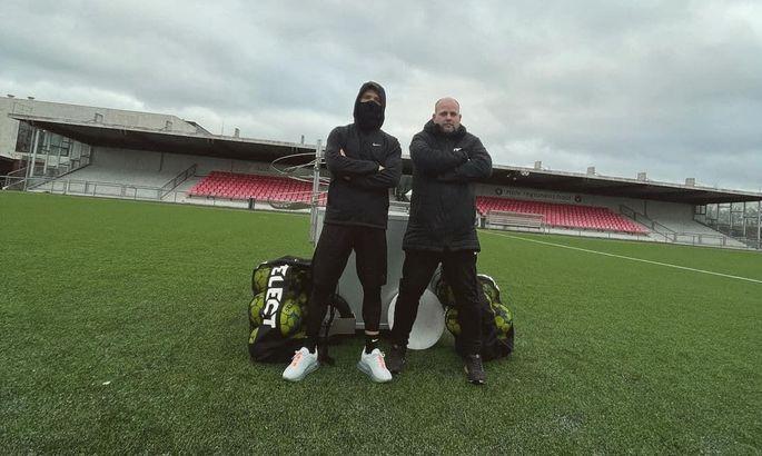 Дуелунд в Данії розпочав індивідуальну підготовку до весняної частини сезону