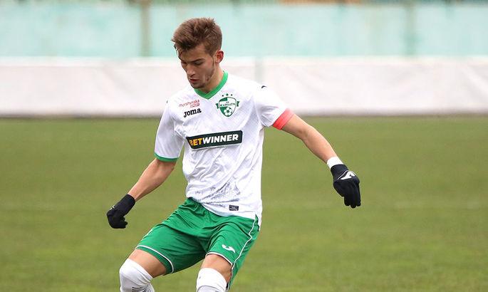 Карпаты покинул 20-летний воспитанник клуба