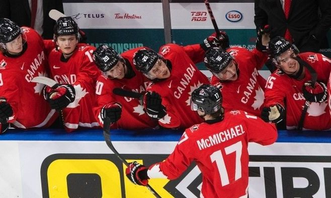 Фіаско російського хокею: Канада – Росія 5:0. Найкращі моменти матчу. ВІДЕО