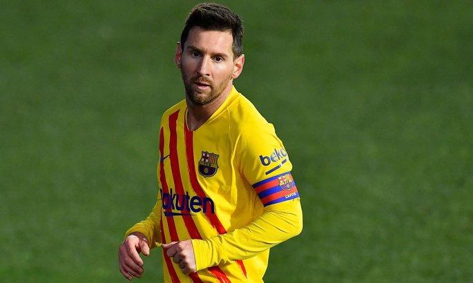 Лапорта: Месси выглядит счастливым и сделает все ради того, чтобы играть за Барселону