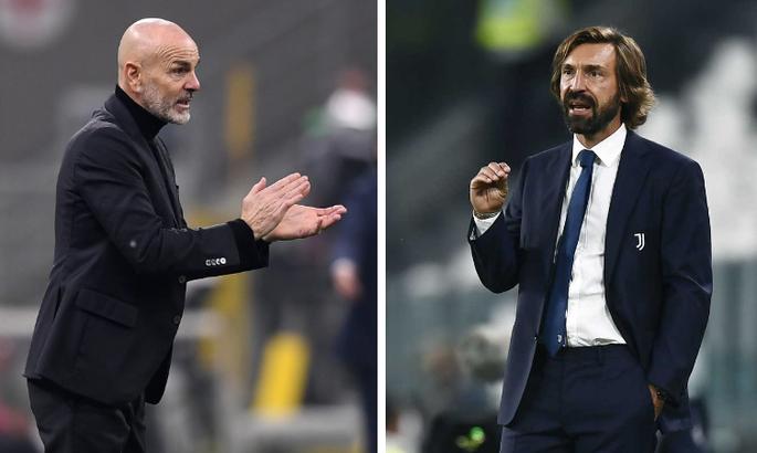 В свободном падении. Ювентус - Милан. О состоянии команд и прогноз на матч Серии А на 09.05.2021