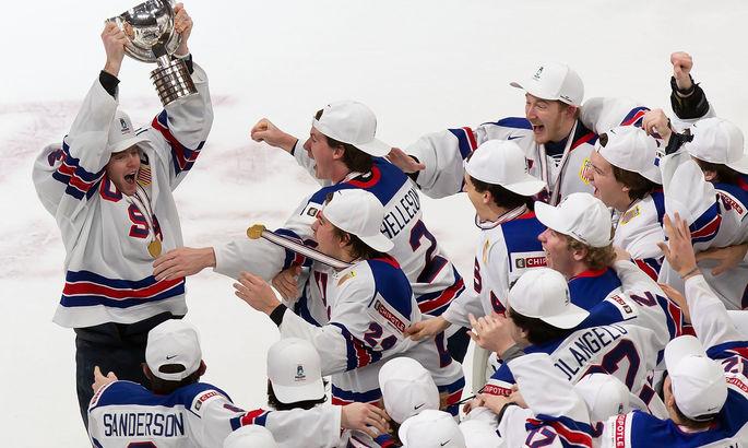 США стали чемпіонами світу з хокею серед молоді, Росія програла матч за бронзу