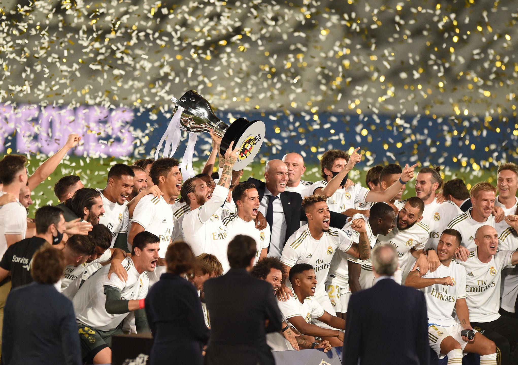 Чемпионство Реала, кризисы Барселоны и Валенсии, новые форматы кубков. Главные события Примеры-2020 - изображение 5