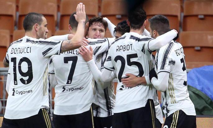 Серия А. Милан - Ювентус 1:3. Корону не сбили