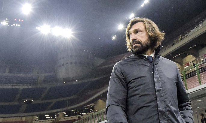 Пирло: Главная цель Ювентуса на данный момент - выйти в финал кубка