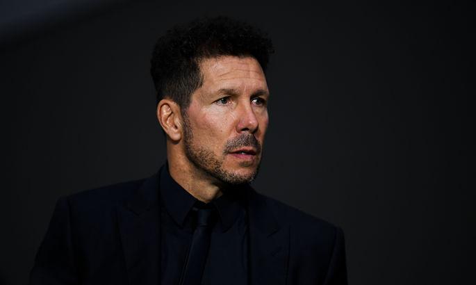 Симеоне признался, что не потерял мотивацию работать с Атлетико