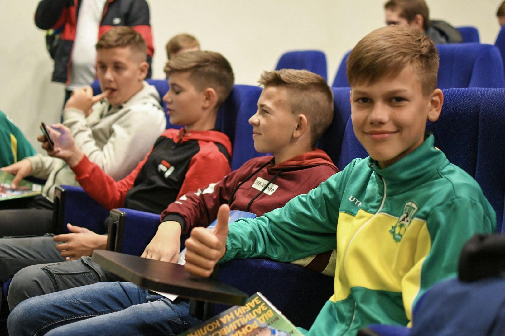 Немецкий опыт в украинских реалиях. Денис Сурма помог создать академию в Ильинцах, работая детским тренером в Трире - изображение 10
