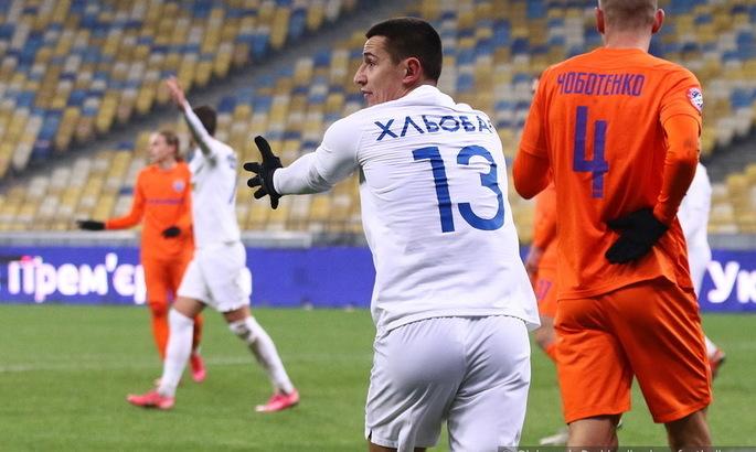 Герой футбольного дня. Дмитрий Хлебас