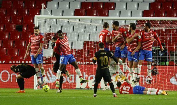 Примера. 18-й тур. Гранада - Барселона 0:4. Прозрение или стечение обстоятельств?
