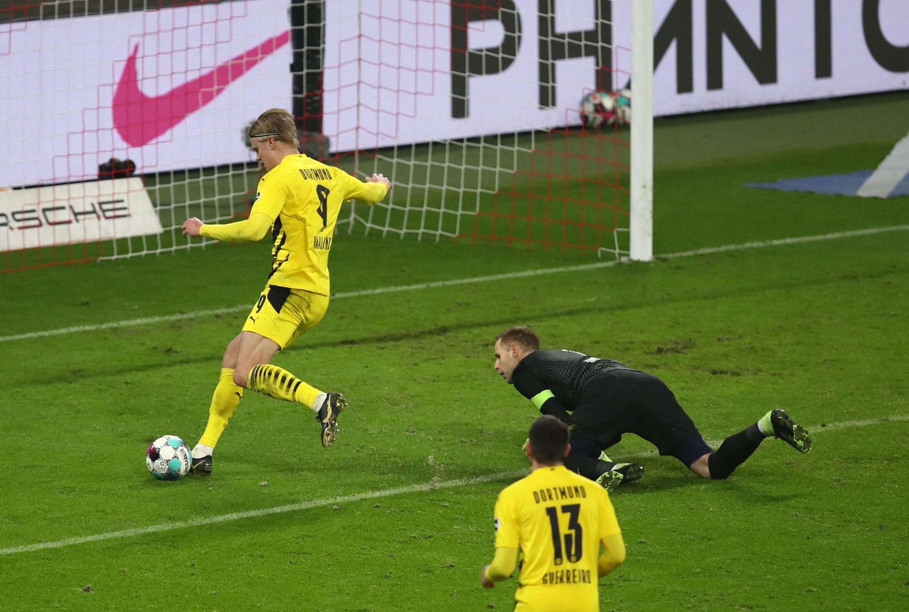 Холанд больше всех забил за 25 матчей и установил рекорд Бундеслиги - изображение 1
