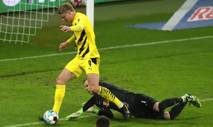 РБ Лейпциг - Боруссія Дортмунд 1:3. Огляд матчу та відео голів