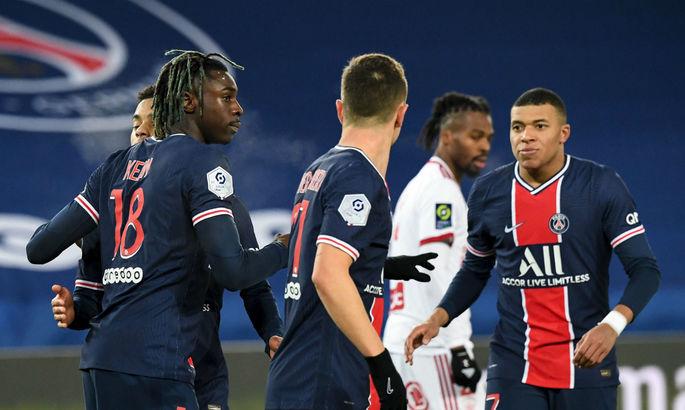 Лига 1. ПСЖ - Брест 3:0. Первая победа с Почеттино