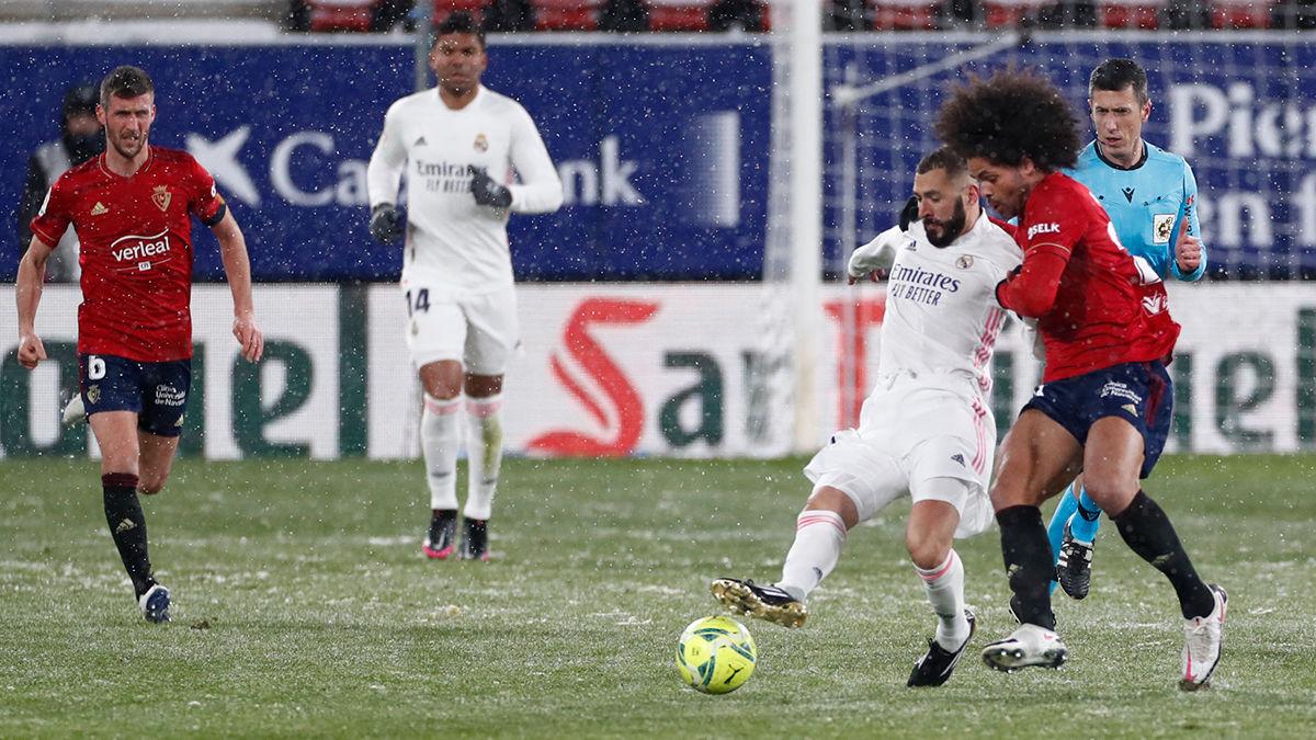 Примера. 18-й тур. Осасуна - Реал 0:0. Отморозились от голов - изображение 3
