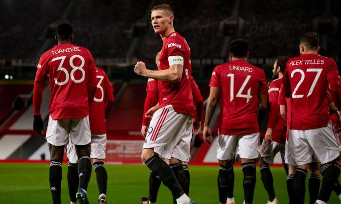Кубок Англії. Манчестер Юнайтед – Вотфорд 1:0. Вимучили