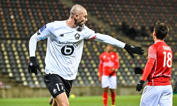 Лига 1. Фолланд тащит Монако, Йылмаз - Лилль, а Марсель тащить некому