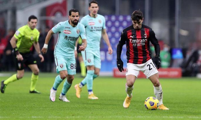 Мілан - Торіно 2:0. Огляд матчу