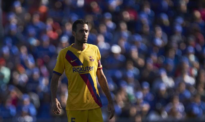 Герой футбольного дня. Серхио Бускетс