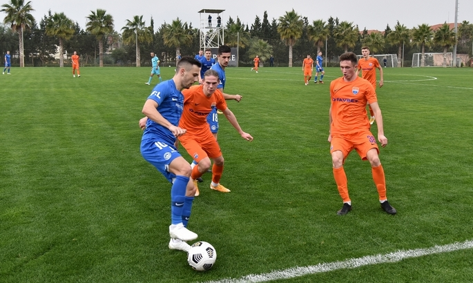 Милевский дебютировал за Минай, Заря сыграла уже дважды. Таблица спаррингов клубов УПЛ