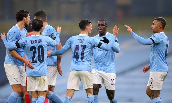 Манчестер Сити - Бирмингем 3:0. Обзор матча и видео голов